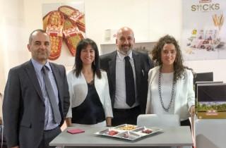 Casaponsa en TuttoFood Milano 2017